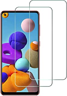 9H Full Screen Samsung Galaxy A21S Tempered Glass Samsung A21S A 21 Screen Protector Anti Fall