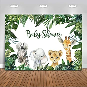 7x10 FT Plant Vinyl Photography Background Backdrops,Interesting Jungle Themed Picture with Leaves and an Opening to The Sky Exotic Art Background for Selfie Birthday Party Pictures Photo Booth Shoot