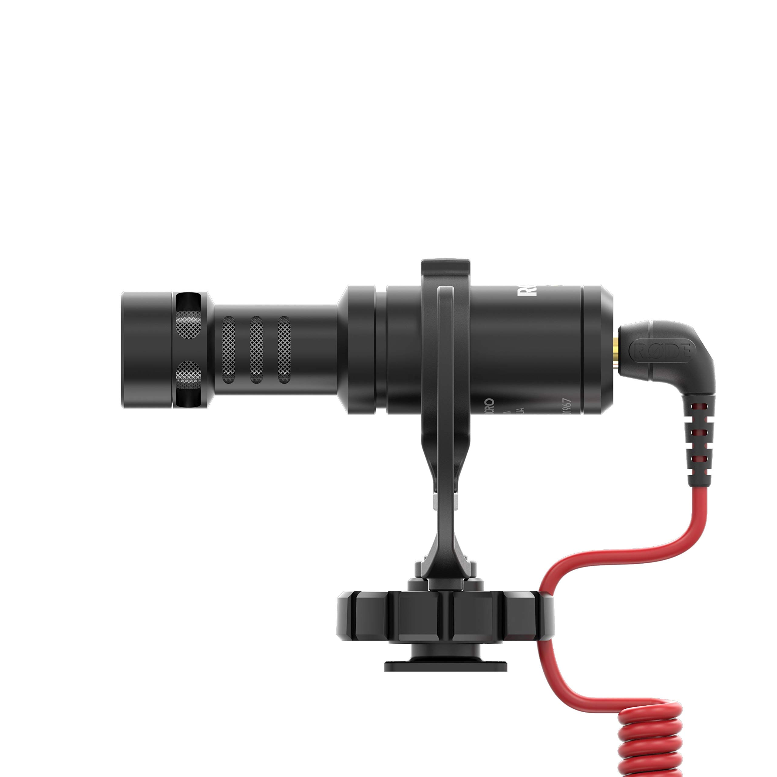Rode Microphones VideoMicro - Micrófono para cámaras DSLR, surtido ...