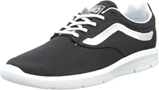 vans iso 1.5 black and white