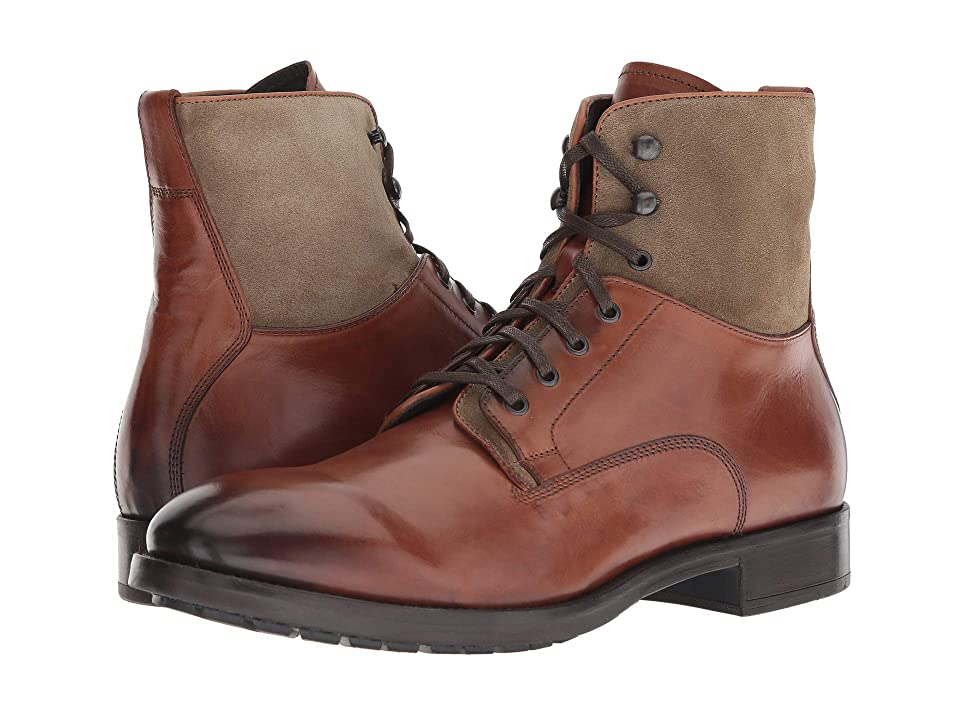 To Boot New York Abbott (Cognac/Taupe) Men