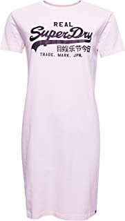 Superdry Women's Vintage Logo Tshirt Dress