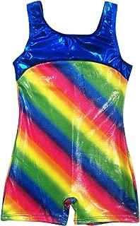 Happy Cherry Children Gilrs Sleeveless Gymnastics Leotard Athletic Dance Biketard Clothes ¡