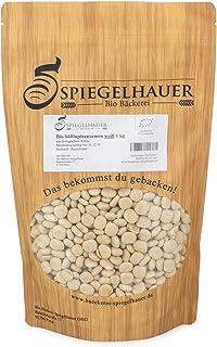 Bio Süßlupinensamen ganze Körner keimfähig naturbelassen roh Bäckerei Spiegelhauer weiße Süßlupine