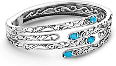 Best silver and turquoise bracelet Reviews