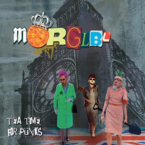 Tea Time for Punks de Morglbl sur Amazon Music - Amazon.fr
