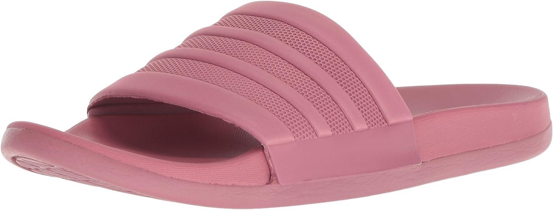 Adidas Womens Adilette Cloudfoam+ Mono Sneakers