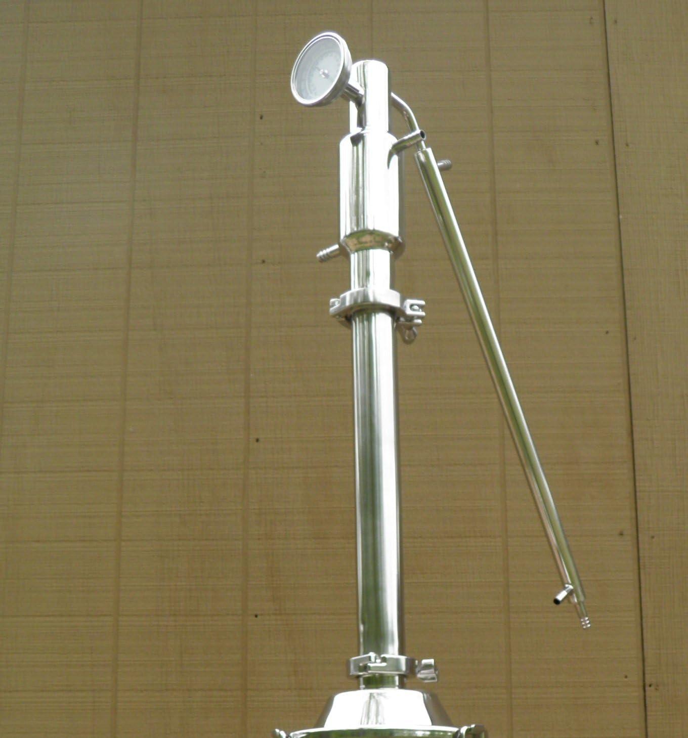 Under blast sales Affordable Max 67% OFF Distiller Equipment LLC Stainles Moonshine Stills 2