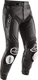 RST 2053 TracTech Evo R Mens Leather Motorcycle Touring Jeans - Black 36