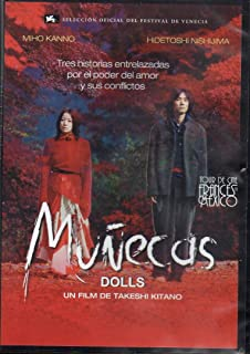 Munecas (Dolls) [NTSC/Region 1 & 4 dvd. Import - Latin America] by Takeshi Kitano (Spanish subtitles)