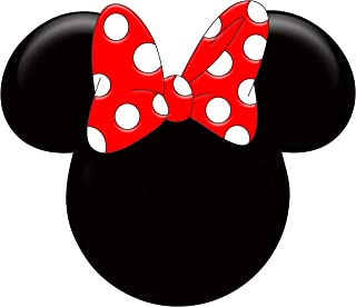 51448f3d2 Minnie Mouse Iron On Transfer for T-Shirts & Other Light Color Fabrics #1