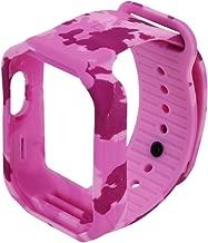 KD Interactive Kurio Kurio Watch 2.0+ Band for The Ultimate Smartwatch Built for Kids, Pink Camo