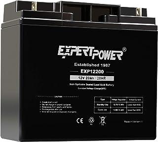 ExpertPower EXP12200 12 Volt 20 Ah Rechargeable Battery