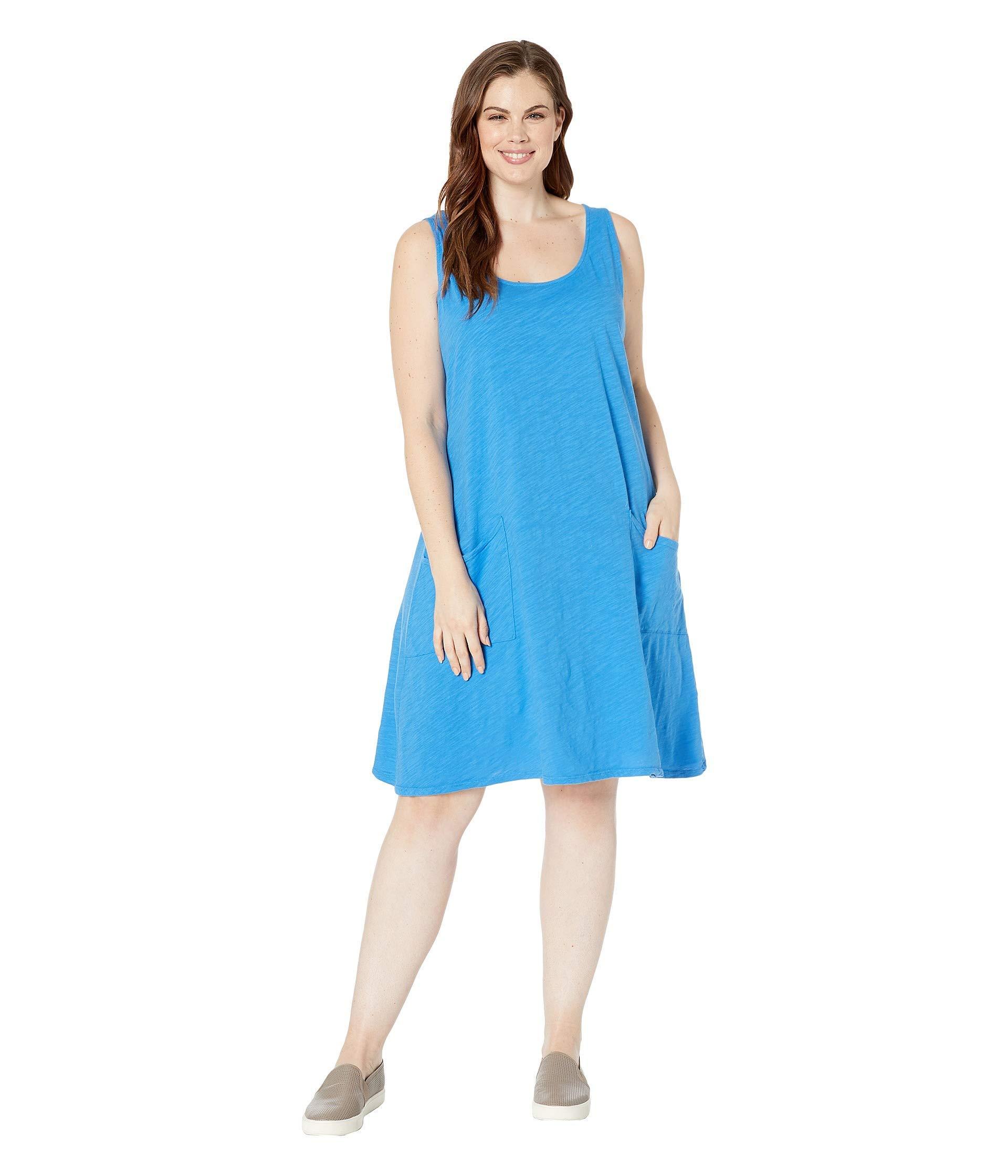 Available at Amazon: Extra Fresh by Fresh Produce Plus Size Drape Dress
