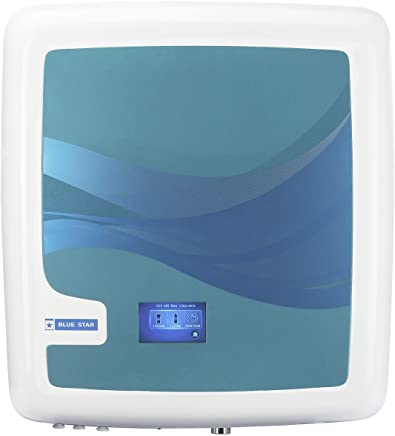 1c94e4832 Blue Star Edge Iris 6 Litres RO + UV Water Purifier price in India ...