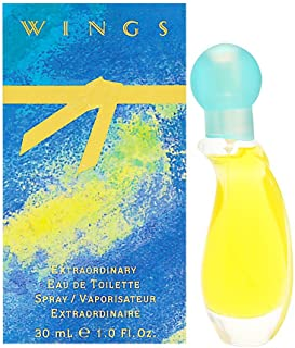 Wings for Women by Giorgio Beverly Hills Eau de Toilette Spray 50ml
