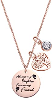 daughter dad necklace