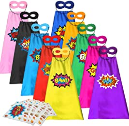 Best costume capes for kids