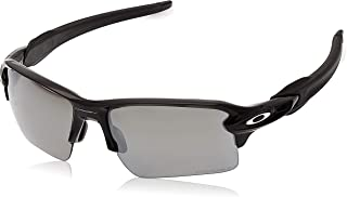 Oakley Men's OO9188 Flak 2.0 XL Rectangular Sunglasses