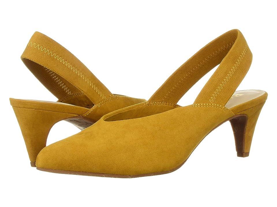 Seychelles BC Footwear By Seychelles Liter (Mustard V Suede) Women