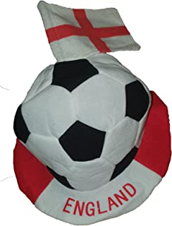 England English Supporters World Cup St George Cross Football Hat