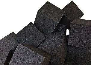 Isellfoam Foam Pits Blocks/Cubes 20 pcs. (Charcoal) 5