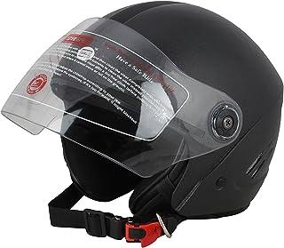 Dass Getz (ISI) Open Face Helmet (Black,L)
