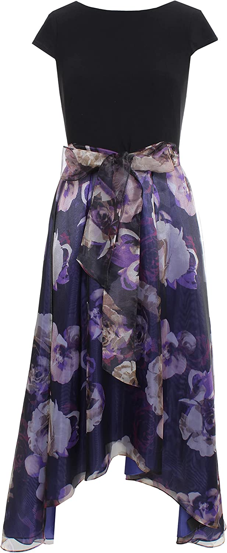 S.L. National products Fashions Women's Maxi Dress Print Chiffon New popularity Skirt