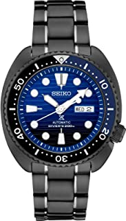 seiko turtle black srpc49