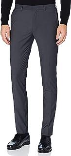 Marca Amazon - find. Pantalón de Traje Ajustado Hombre