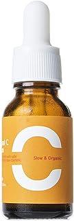 HwadoナチュラルCセラム 美容液 美白 ブライトニング 保湿 ツヤ肌 オーガニック 肌キメ くすみ しみ そばかす 肌トーンケア ビタミンC