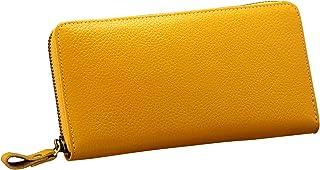 豊岡工房 牛革 コインが分けられる長財布 YKK製 ラウンドファスナー 3774