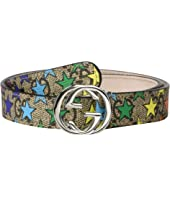 Gucci Kids - GG Belt 2583959530N (Little Kids/Big Kids)