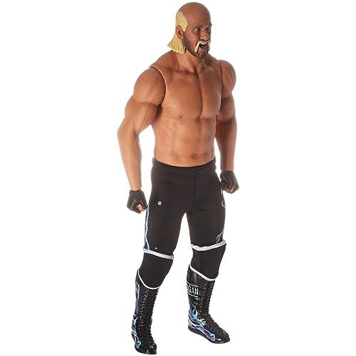 1//6 Hollywood Hogan Figure USA Storm Collectibles Hulk Hulkamania WWE WWF Toys