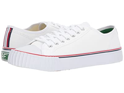PF Flyers Center Lo (White) Men
