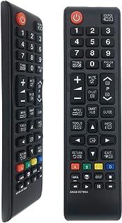 Mando a Distancia AA59-00786A Reemplazo Compatible para Samsung 3D / Smart TV/Fútbol/LCD/LED, aplicable BN59-01175N BN59-01199F AA59-00786A AA59-00602A BN59-01247A AA59-00741A
