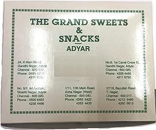Grand Sweets And Snacks Raw Banana Chips / Crisps 500 Grams
