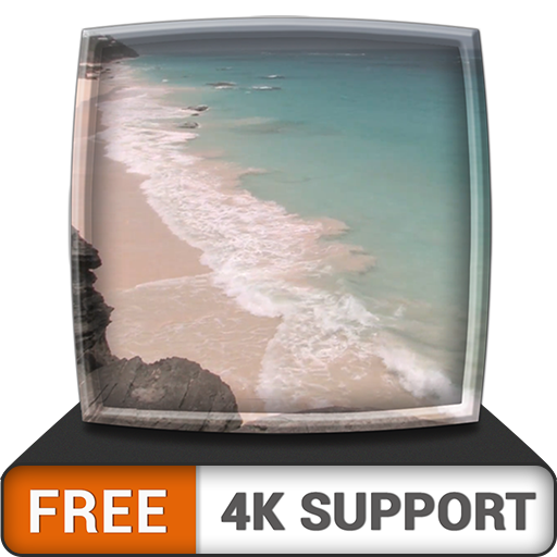 FREE Seaside Beauty HD - Enjoy the beautiful scenery on your HDR 4K TV, 8K TV and Fire Devices as a wallpaper, Decoration for Christmas Holidays, Theme for Mediation & Peace