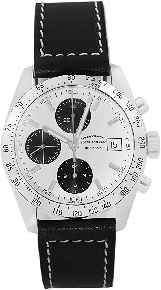 Eberhard & co. champion chronograph uomo automatico 31044.11