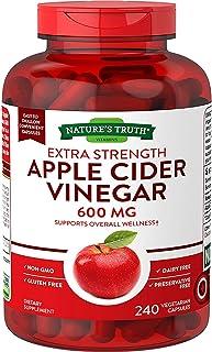 Nature's Truth Apple Cider Vinegar (240 ct.)