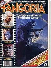 Fangoria Magazine 30 THE TWILIGHT ZONE Cujo JOHN CARPENTER Beast Within VAMPIRA INTERVIEW Halloween VINCENT PRICE October ...
