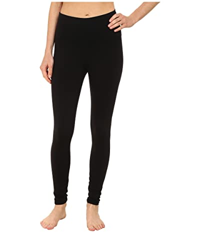ALO High Waist Airbrushed Leggings (Black) Women