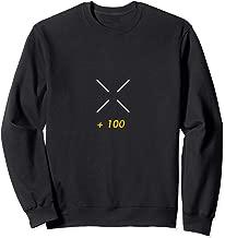 Video Game FPS Shooter Hitmarker Exp +100 Gamer Streetwear Sweatshirt