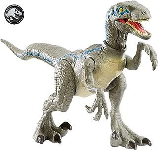 Jurassic World GFG67 - Jurassic World Dino Rivals Dino-Angriff Blue