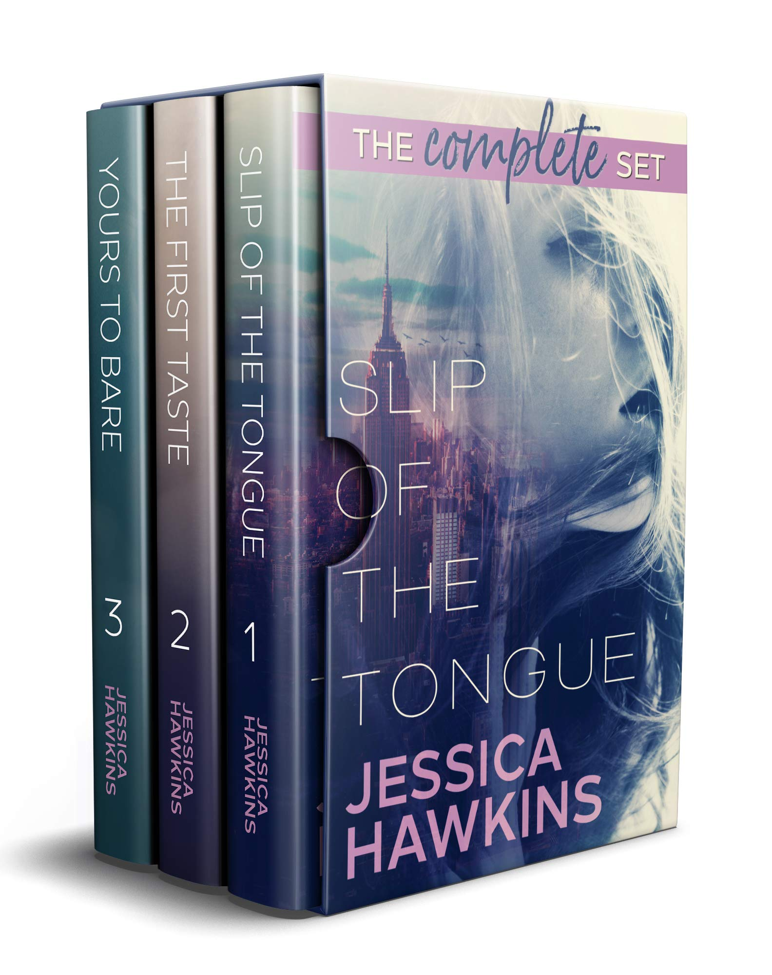 Slip of the Tongue Series: The Complete Box Set