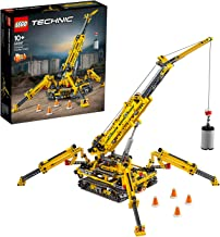 LEGO Technic - Grúa sobre Orugas Compacta, Juguete
