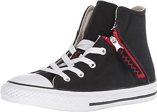 Converse Kids  Chuck Taylor All Star Pull-Zip High Top Sneaker 6059d9762