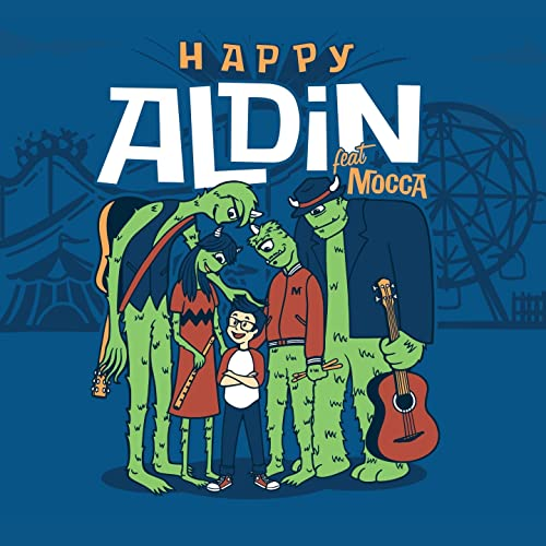 ALDIN – Happy! (Feat MOCCA)