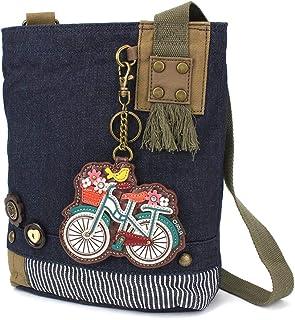 Chala Handbag Canvas Crossbody Messenger Bags - FOX
