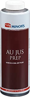 Minor's Au Jus Prep Sauce, Sauce and Marinade for Prime Rib, 16.7 oz Bulk Container